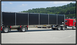 RACK & TARP TRAILERS